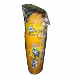 DP Yellow 600 mL Kids Water Bottle