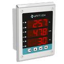 Clean Room Monitor - Temperature - Humidity & Differential Pressure