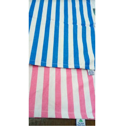 Cotton Stripe Bed Sheet