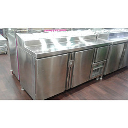 SS Cold Bain Marie With Refrigaretor
