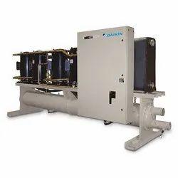 Daikin Water Cooled VFD Screw Chiller