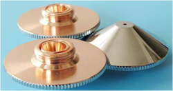 Nozzles for Laser Cutting