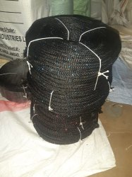 Black Polyester Cord