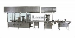 Vial Filling Machine Line