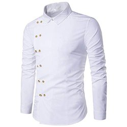 Men Plain Fashionalable shirt, Size: Xl Xxl