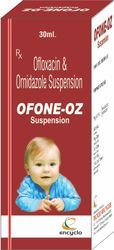Oloxacin & Ornidazole Suspension