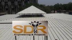 Monsoon Shed Fabrication Work