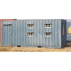 Steel Bunk Container 20'x8'x8'