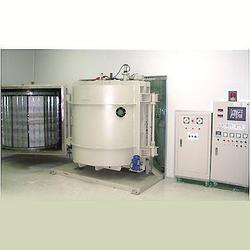 Non Conductive Vapour Metallizing Machine-NCVM-uVat Make