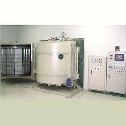 Non Conductive Vapour Metallizing Machine-NCVM-uVat Make
