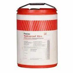 Waterproofing Coating Fosroc Polymer Cement Waterproof Coating