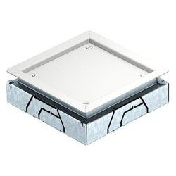 OBO Bettermann JBT 19035 10 Underfloor Outlet Junction Box for PVC Duct