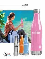 Stainless Steel Festival Milton Water Bottles, Packaging Type: Box
