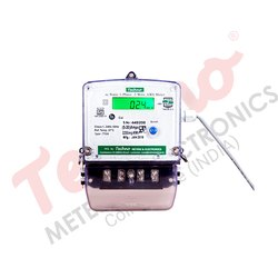 Techno Single Smart Meter, Automation Grade: Automatic, 240