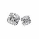 Cushion Cut DEF Moissanite Diamond