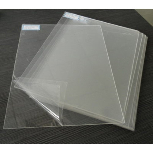 Transparent Fiberglass Sheet