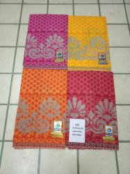 Pure Cotton Malasi Sarees, With Blouse