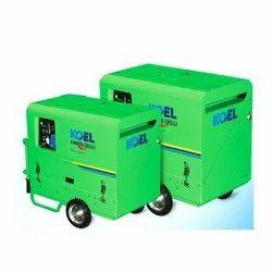 3 Kva to 5 Kva Portable Kirloskar Silent Generator