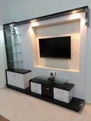 Plywood TV unit, For Home