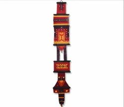 Jute Wall Hanging For Pillar, For Home Decorative