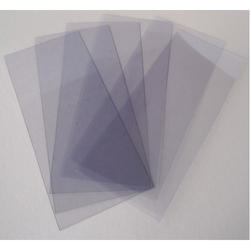 Clear Rigid PVC Sheets