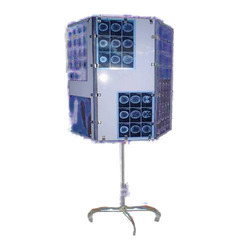 Rotational X Ray View Boxes