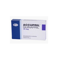 10 mg Quinapril Tablet