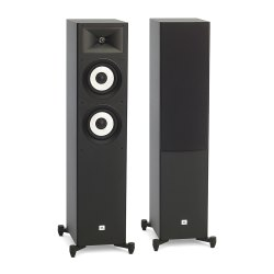 Black 2.0 HOME THEATRE SPEAKER, 225 Watts, Model Number: JBL Stage Series A 190
