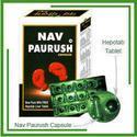 Nav Paurush Capsules-increases Diet And Weight