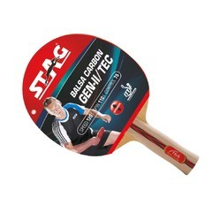 Table Tennis Racket Balsa Carbon Gen II/Tec