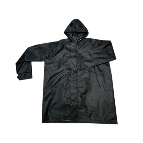 6ea9fba5c Plain Black Polyester Reversible Raincoat, Size: XL, Rs 450 /piece ...