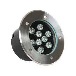 9W High Power LED Inground Light