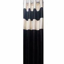 7-9 Feet Brown Digital Printed Door Curtain