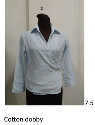 Full Sleeve Cotton Ladies Fashion Shirts