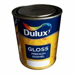 Dulux Gloss Premium Enamel Paint, Packaging Type: Tin