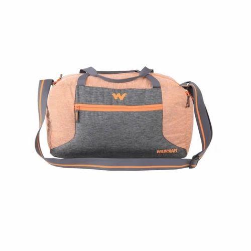 e315117c7a Wildcraft Packable Travel Duffle Bag - Nomad - Orange Melange at Rs ...