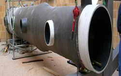 FRP Pipe For Flue Gass