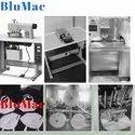 BluMac Semi Automatic KN95 Face Mask Making Machine