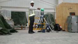 Laser Tracker Inspection
