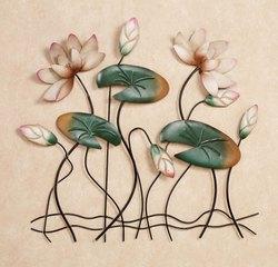 iron crafts flowers