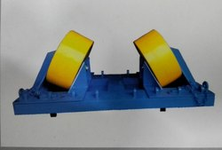 Pipe Roller Cone Type PU Coated