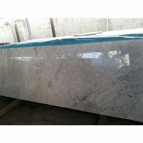 Thunder White Granite Slab