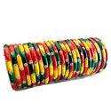 Multi Colour Kada Bangles