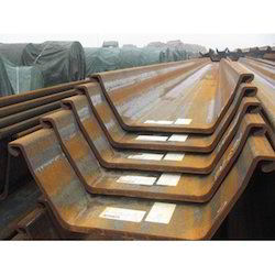 Cold Formed U Type Sheet Pile