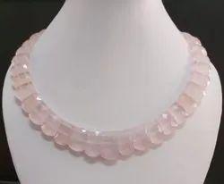 Rose Quartz Stones Beads