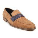 Buwch Men Formal Suede Leather Shoe