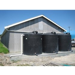 Industrial Rainwater Harvesting Service