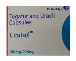 Uratuf Capsules - Tegafur and Uracil