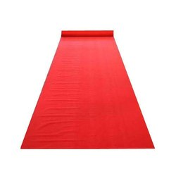 Red Exibition Carpets
