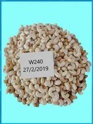 Greenkera Raw Cashew Nut, Grade: W240, Pouch